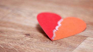 قلب کاغذی یا اُریگامی بسازیم