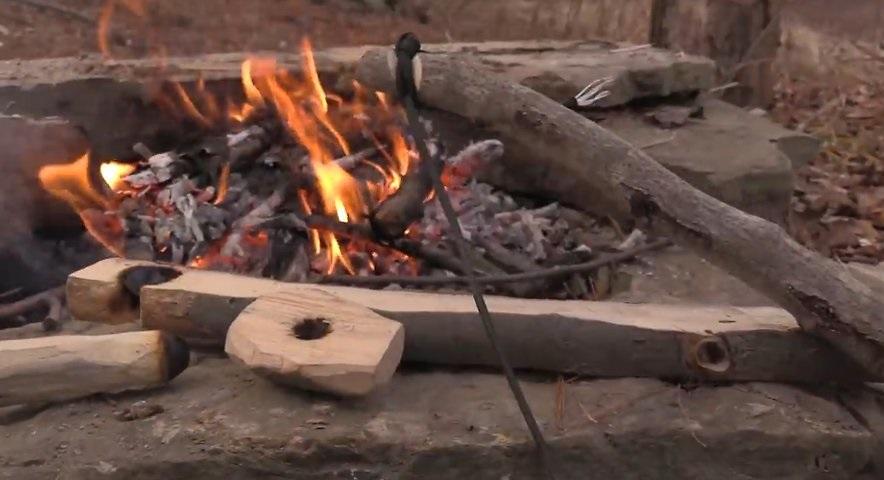 چگونه بدون کبریت و فندک آتش روشن کنیم