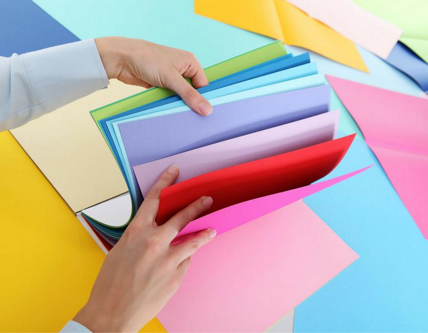چگونه کاغذ و مقوا بسازیم