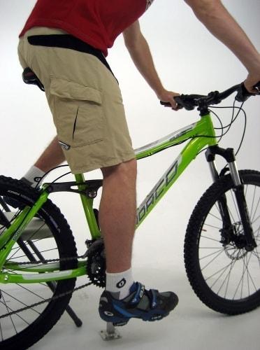 چگونه زین دوچرخه را تنظیم کنیم