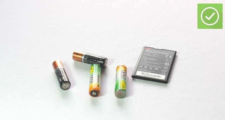 چگونه باتری را بدون شارژر شارژ کنیم