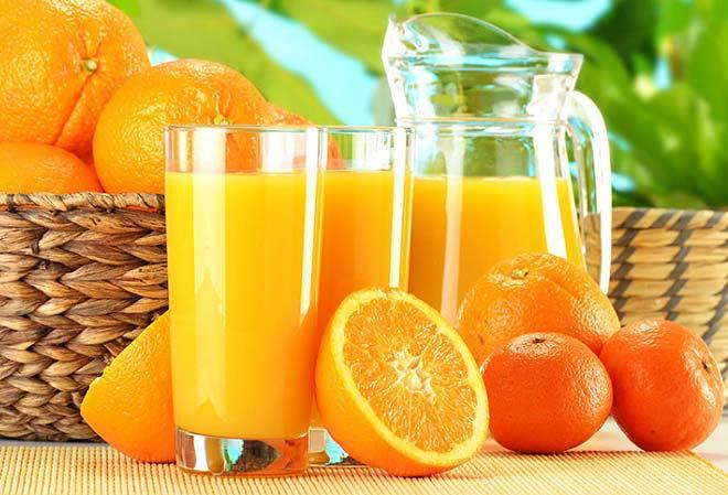 چگونه آب پرتقال درست کنیم؟