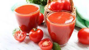چگونه آب گوجه فرنگی را بگیریم