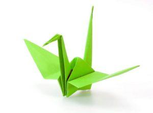 اژدهای اوریگامی یا اژدهای کاغذی بسازیم