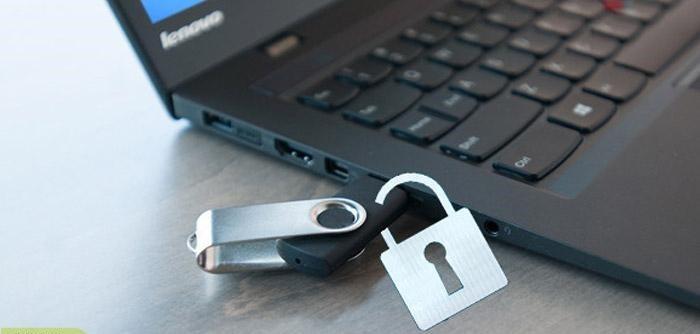 چگونه فایل های مهم هارد اکسترنال و فلش را رمز گزاری کنیم؟