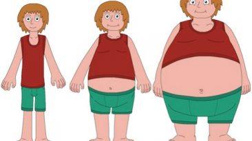راه ها و روش های چاق شدن طبیعی
