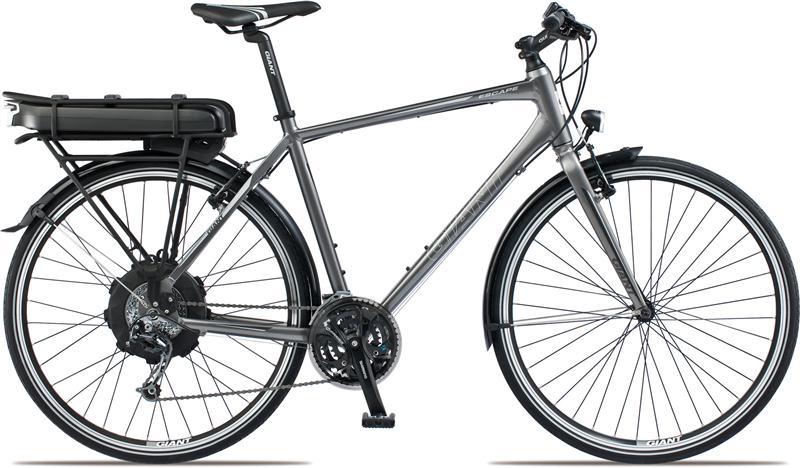 دوچرخه هیبرید