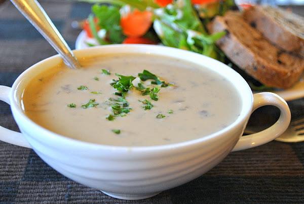چگونه سوپ شیر درست کنیم