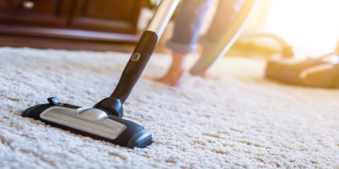 چگونه فرش را براق کنیم