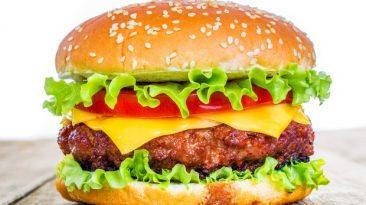 چگونه همبرگر خانگی درست کنیم