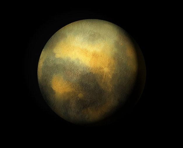 سیاره ی اخراج شده پلوتو