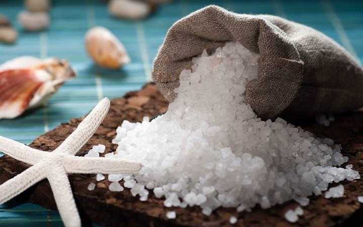 نمک دریای چیست؟