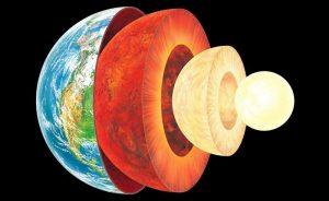 کره زمین چگونه تشکیل شده است