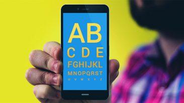 آموزش تغییر اندازه فونت در گوشیهای اندرویدی