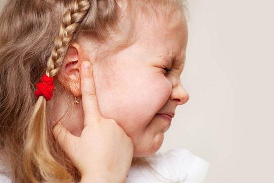 درمان سریع گوش درد