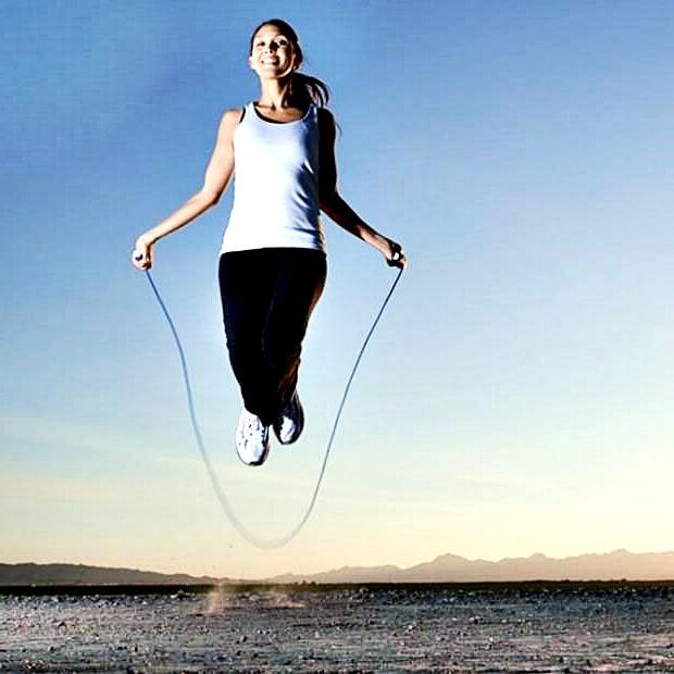 ورزش طناب زنی