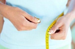 دلایل چاقی شکم در خانم ها