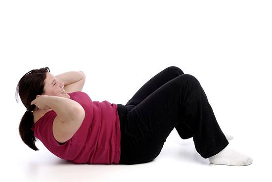راههای درمان چاقی شکم