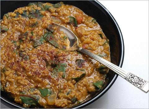 طرز تهیه سوپ عدس مجارستانی