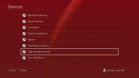 ارتقا هارد درایو PS4