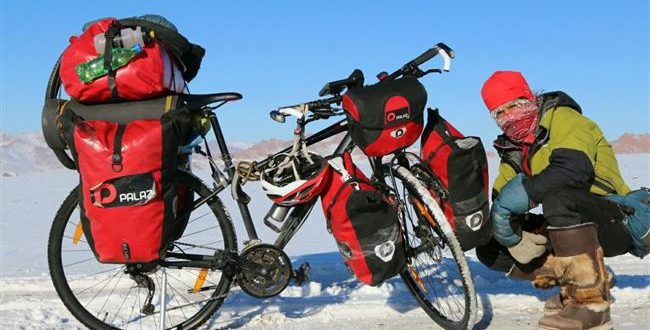 در سفرهای دوچرخه ای لازم است رژیم غذایی سالمی را در پیش بگیرید