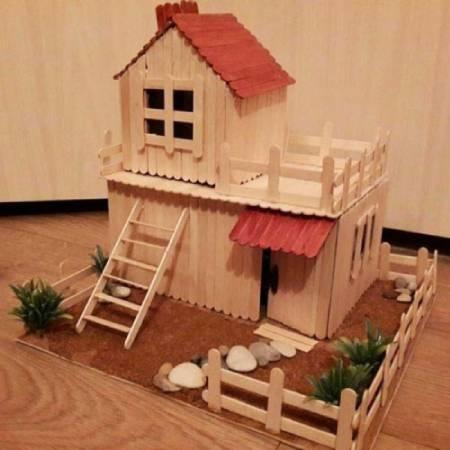 بازی خانه سازی برای کودکان