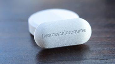 هیدروکسی کلروکین یک داروی بدون نسخه است. این یک قرص خوراکی است