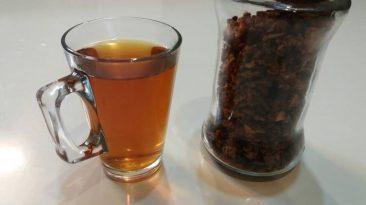 چای سیب ترش