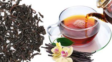 چای وانیل