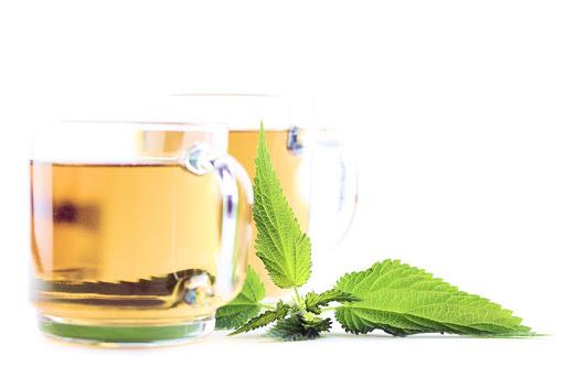 چای رزماری و گل محمدی