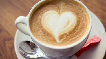 قهوه خامه ای
