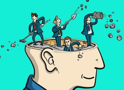 چگونه ذهن خود را از افکار منفی پاکسازی کنیم