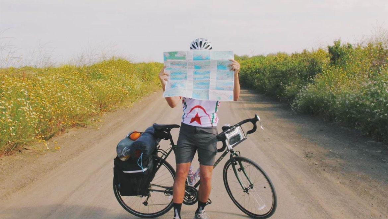 قبل از شروع سفر با دوچرخه حتما برنامه ریزی داشته باشید