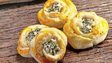 نحوه درست کردن نان و پنیر و سبزی به روش های جدید