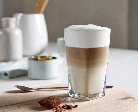 طرز تهیه کافه لاته سه لایه