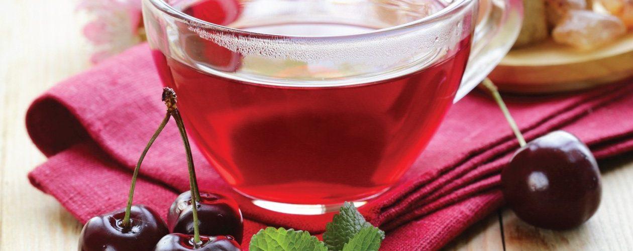 چگونه چای آلبالو درست کنیم؟